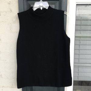 St. John ribbed cashmere sweater